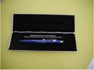 Le stylo du Contingent